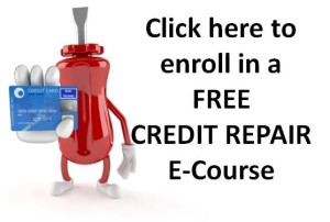 Credit Repair Ecourse